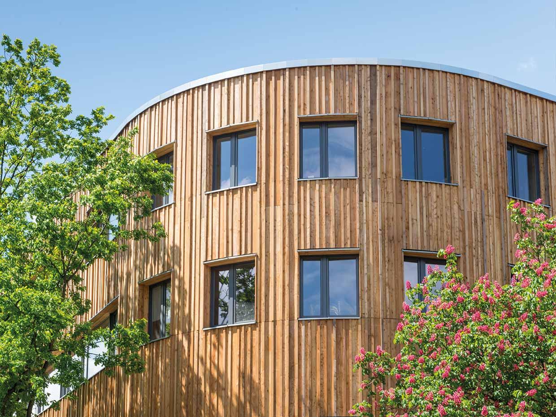 Neubau eines Gewerbegebäudes, Handwerkerhof Ottensen, Hamburg