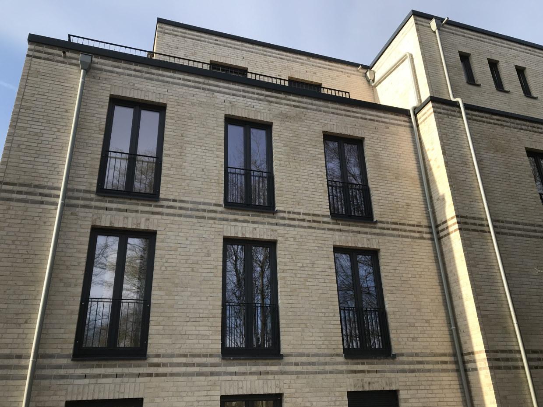 Neubau eines Mehrfamilienhauses Hesten 6, Hamburg