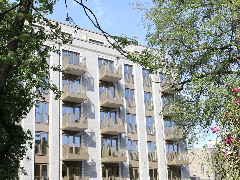 Neubau eines Wohnhauses Bartholomäusstraße 57 A-B, Hamburg