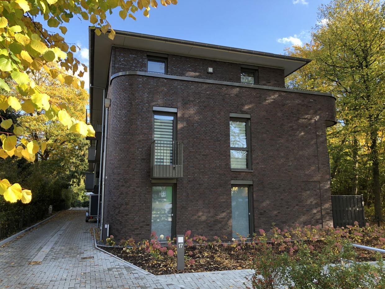 "Neubau eines Mehrfamilienhauses ""Buchenblick"" in Trittau"