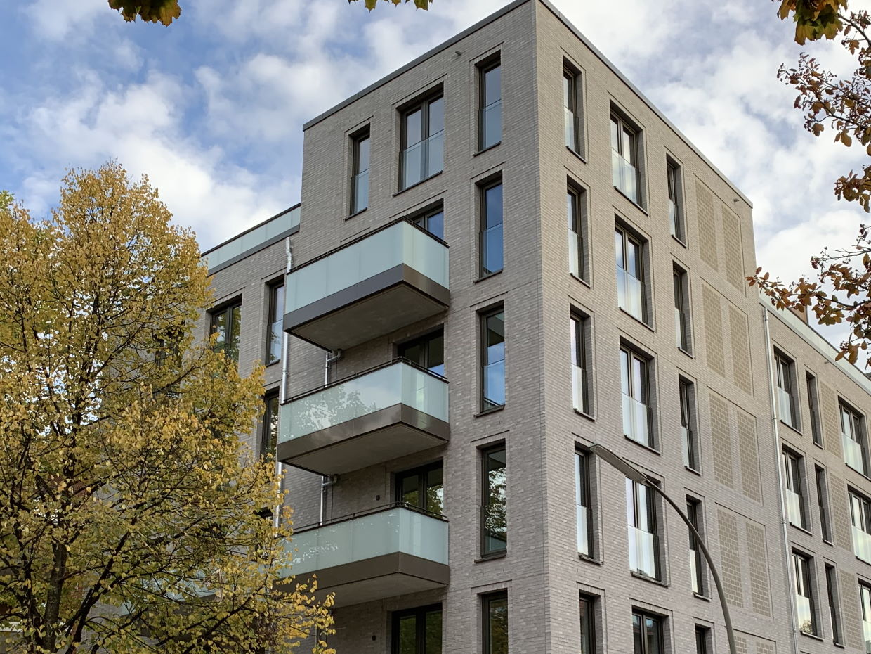 Neubau eines Wohngebäudes Beethovenstraße, Hamburg