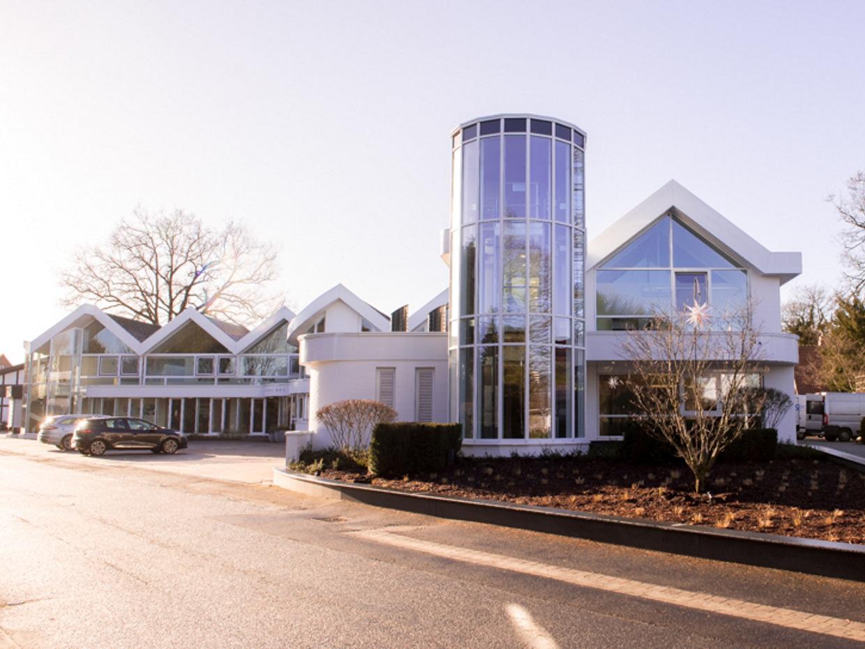 Erweiterung eines Verwaltungsgebäudes in Bothel