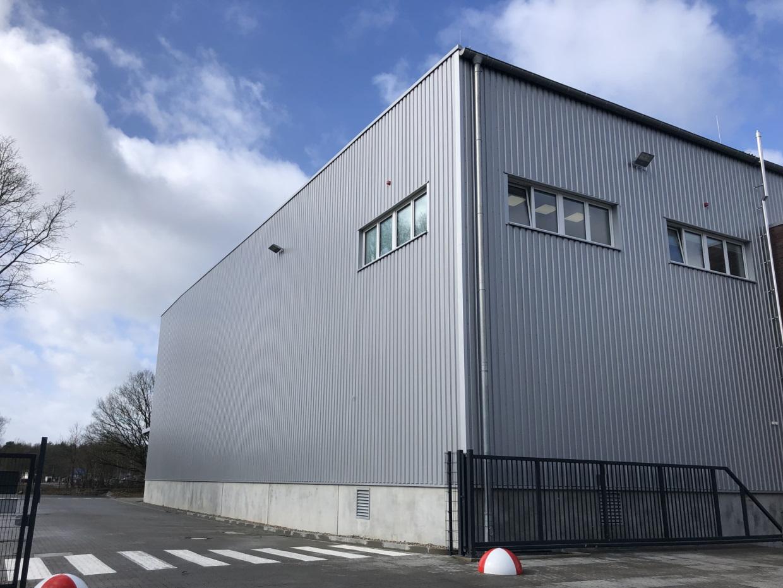 Neubau einer Logistikhalle in Ratekau/Sereetz